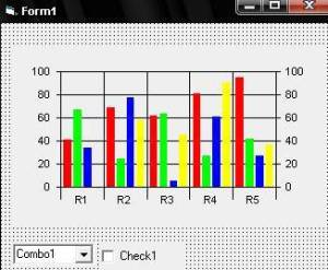 Membuat Chart di VB