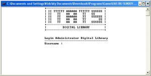 Perpustakaan Digital C++