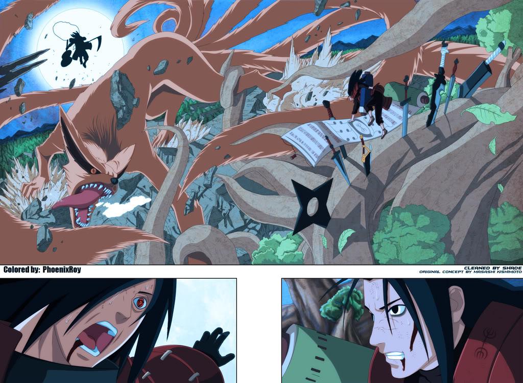 Download Komik dan Film Naruto Terbaru (First Update)