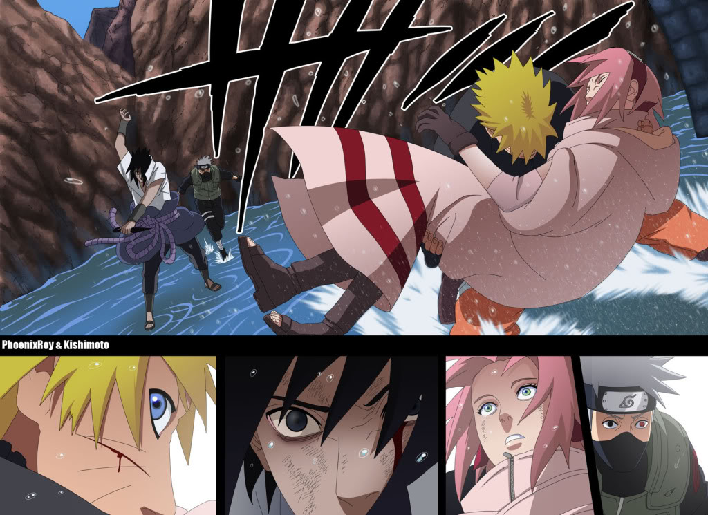 Download Komik dan Film Naruto Terbaru (First Update)