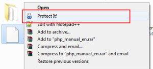menu pada klik kanan file - delphi